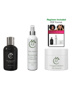 Moisturizing Hair Kit