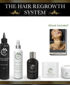 The Hair Regrowth System